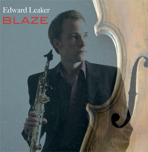 Blaze CD - Edward Leaker